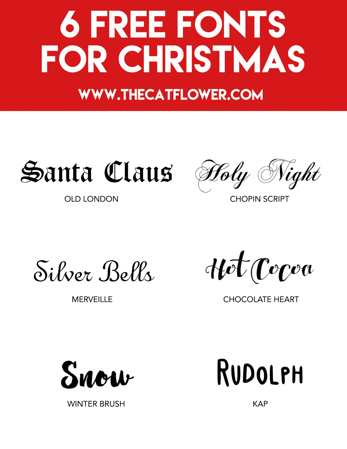 free-fonts-christmas